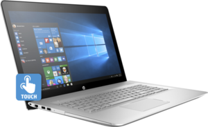 HP Envy 17-u153nr Touch Core i7-7500U, 16GB RAM, 512GB SSD, GeForce 940MX, 4K UHD Touch