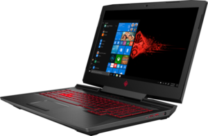 HP Omen 17t Core i7-7700HQ, GeForce GTX 1060, 1080p IPS, 16GB RAM, 1TB HDD + 128GB SSD (Mid-2017)