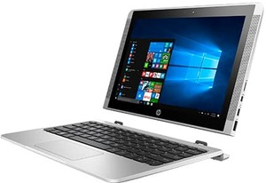 HP x2 Detachable 2 in 1, Atom x5-Z8350, 2GB RAM, 32GB eMMC