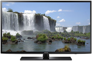 Samsung UN55J6201 55-inch 1080p 120Hz Smart TV