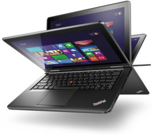 Lenovo ThinkPad Yoga 2-in-1, Core i5-4200U, 4GB RAM, 500GB SSD (Refurbished)