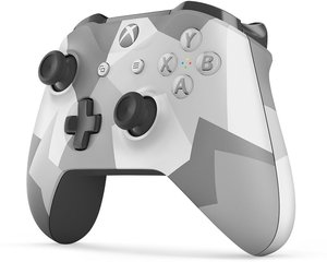 Xbox One Winter Forces Special Edition Bluetooth Controller