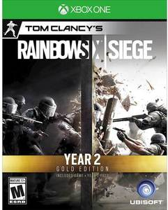 Tom Clancy's Rainbow Six Siege Year 2 Gold Edition (Xbox One Download)