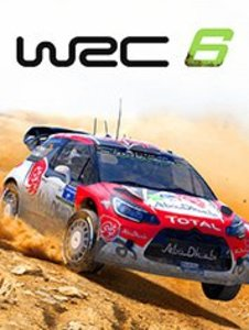 WRC 6 FIA World Rally Championship (PC Download)