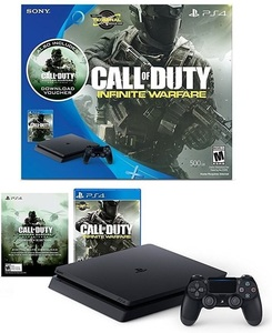 PlayStation 4 Slim Call of Duty: Infinite Warfare Legacy Bundle