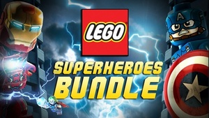 LEGO Superheroes Bundle (PC Download)