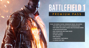 Battlefield 1 Premium Pass (PC Download)