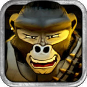 Battle Monkeys iPhone/iPad App