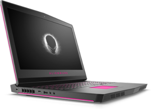 New Alienware 17 Core i7-7700HQ, GeForce GTX 1070 OC, 16GB RAM, 256GB SSD + 1TB HDD