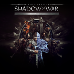 Middle-Earth: Shadow of War Silver Edition (PS4 Download) - PS Plus Required
