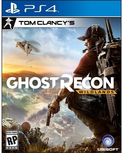 Tom Clancy's Ghost Recon Wildlands (PS4) - Pre-owned