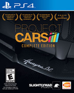 Project CARS: Complete Edition (PS4 Download)