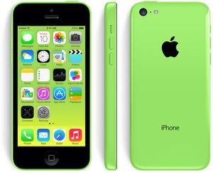 Apple iPhone 5c 8GB GSM Unlocked Smartphone (Refurbished) + Case