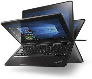 Lenovo Thinkpad Yoga 11e-G3, Celeron N3160, 4GB RAM, 128GB SSD, 720p Touch