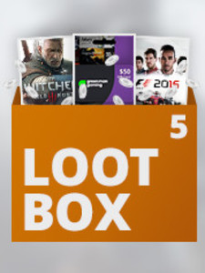 Lucky Five Loot Box (PC Download)