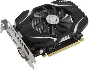 MSI GeForce GTX 1050 Ti Video Card