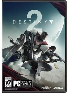 Destiny 2 (PC DVD - Requires GCU) + Early Beta Access