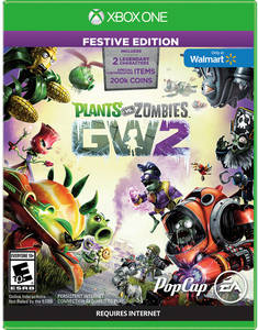 Plants vs Zombies Garden Warfare 2 Festive Edition (Xbox One)