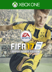 FIFA 17 Super Deluxe Edition (Xbox One Download)