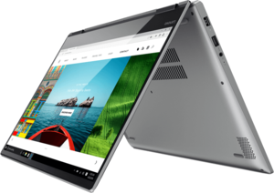 Lenovo Yoga 720 15 80X7001WUS Core i7-7700HQ, 8GB RAM, 256GB SSD, GeForce GTX 1050, 1080p IPS Touch