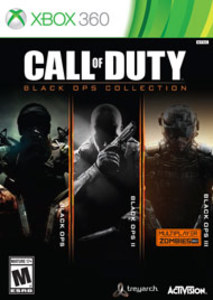 Call of Duty: Black Ops Collection 1-3 (Xbox 360)