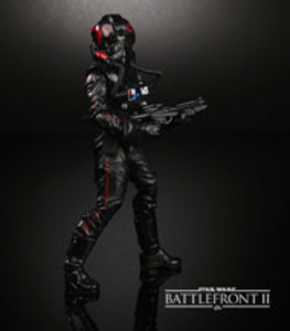 Star Wars: The Black Series - Battlefront II Inferno Squadron Agent Figure