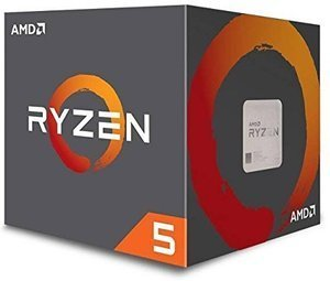 AMD Ryzen 5 1500X Four-Core 3.5GHz Desktop Processor