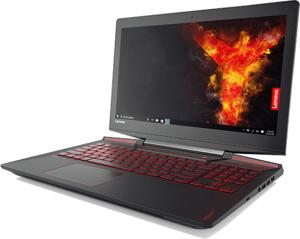 Lenovo Legion Y720 80VR0077US Core i7-7700HQ, GeForce GTX 1060, 8GB RAM, 1TB HDD + 128GB SSD