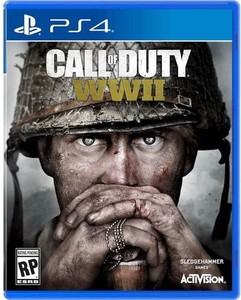 Call of Duty: WWII (PS4) - Pre-owned