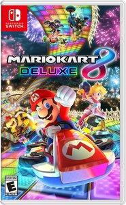 Mario Kart 8 Deluxe (Nintendo Switch) + Free Controller