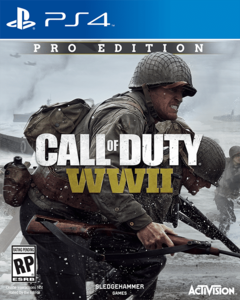 Call of Duty WWII Pro Edition (PS4)