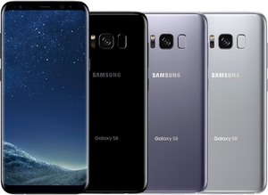 Samsung Galaxy S8+ 64GB Factory Unlocked Smartphone