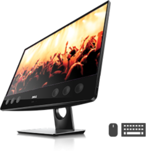 Dell XPS 27-inch All-In-One, Core i7-6700, Radeon R9 M485X, 32GB RAM, 2TB HDD + 32GB SSD, 4K UHD Touch