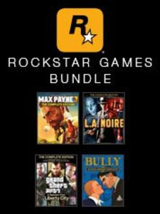 Rockstar Games Bundle (PC Download)