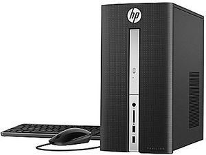 HP Pavilion 510-P136 Core i7-6700T, 8GB RAM, 1TB HDD + Keyboard + Mouse