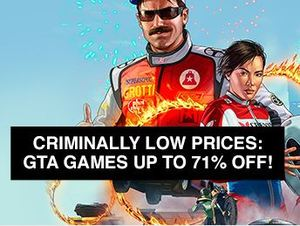 GamersGate Sale: Grand Theft Auto Titles and GTA Online Shark Cards