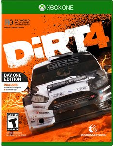 DiRT 4 (Xbox One Download) - Gold Required