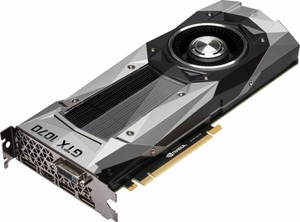 NVIDIA Founders Edition GeForce GTX 1070 Graphics Card