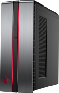HP Omen 870-120 Desktop Core i5-6400, GeForce GTX 1060, 8GB RAM, 1TB HDD