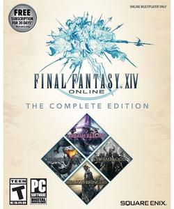 Final Fantasy XIV Online Complete Edition 2019 + Shadowbringers (PC Download)