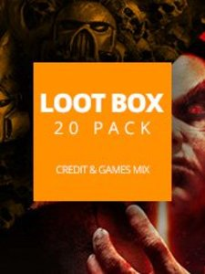 Level 20 Loot Box - 20 Pack (PC Download)