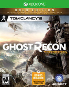 Tom Clancy's Ghost Recon Wildlands Gold Edition (Xbox One Download) - Gold Required