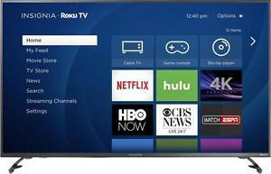 Insignia NS-43DR620NA18 43-inch 4K Ultra HD Smart TV (New Open Box)