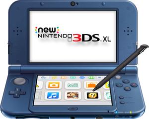 New Nintendo 3DS XL New Galaxy (Refurbished)