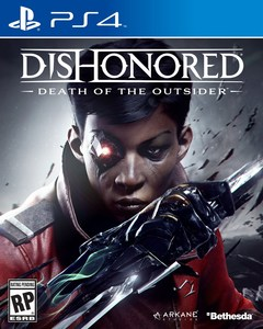 Dishonored: Death of the Outsider (PS4 Download)