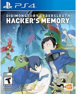 Digimon Story Cyber Sleuth: Hacker's Memory (PS4 Download)