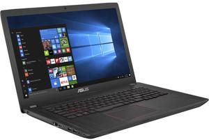 Asus FX53VD-ES74 Core i7-7700HQ, 8GB RAM, 128GB SSD + 1TB HDD, GeForce GTX 1050