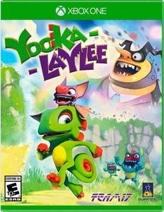 Yooka-Laylee (Xbox One) - Pre-owned