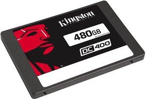 "Kingston SSDNow DC400 Series 2.5"" 480GB SEDC400S37/480G"
