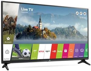 LG 49LJ5500 49-inch 1080p Smart LED HDTV